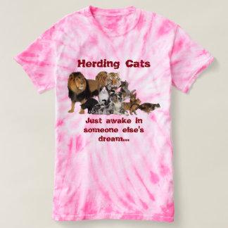 Reuniendo los gatos - gestión de la oferta poleras