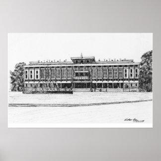 Reunification Palace Poster
