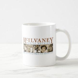 Reunión 2004 de McIlvaney - taza de café de