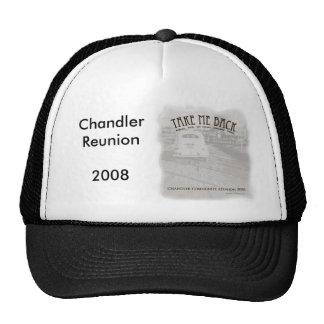 Reunion 2008 Logo, Chandler Reunion   2008     ... Trucker Hat