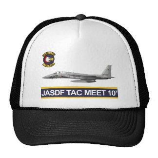 reunión 2010 del aire del 飛行隊戦競塗装 2010 JASDF Tac d Gorra