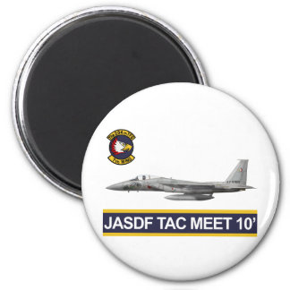 reunión 2010 del aire del 飛行隊戦競塗装 2010 JASDF Tac d Iman Para Frigorífico