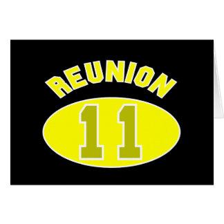 Reunion 2011 in Yellow Card