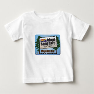 Reunión 2013 de la primavera del PERRITO AZ Camisetas