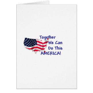 Reunión América Felicitación