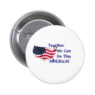 Reunión América Pins