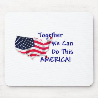 Reunión América Tapete De Ratón