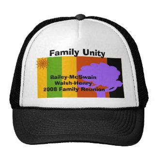 Reunión, Bailey-McSwainWalsh-Henry… - Modificado p Gorros Bordados