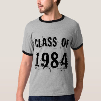 Reunion Class of 1984 T-Shirt