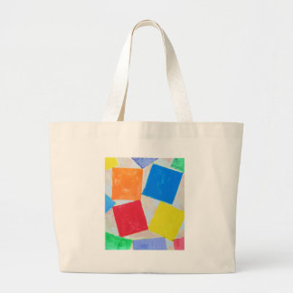 Reunión cuadrada (expresionismo geométrico) bolsas