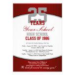 Reunión de antiguos alumnos adaptable invitaciones personalizada