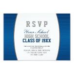 Reunión de antiguos alumnos adaptable RSVP Invitaciones Personales