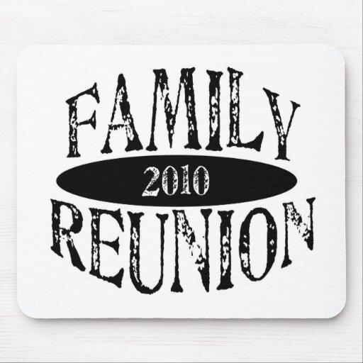 Reunión de familia 2010 tapete de raton