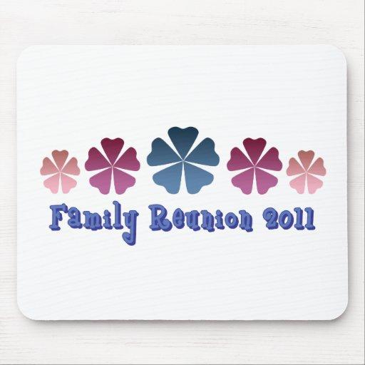 Reunión de familia 2011 mousepads