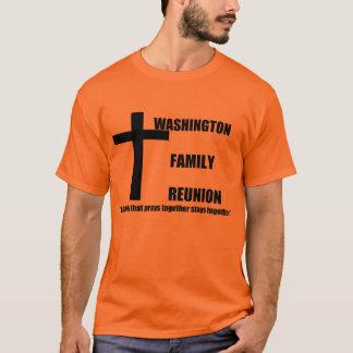 Reunión de familia de Washington Playera