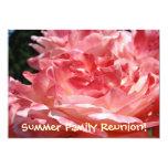 ¡Reunión de familia del verano! La invitación