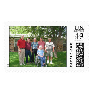 Reunión de familia timbres postales