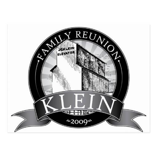 Reunión de Klein Postal