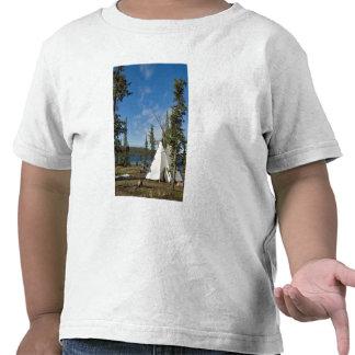 Reunión de la tribu de Dene territorios del noroe Camisetas