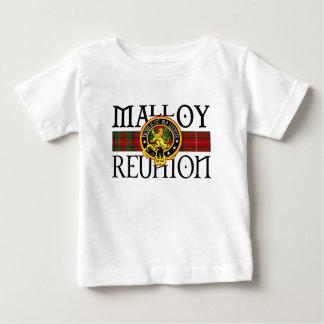 Reunión de Malloy Playera De Bebé