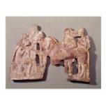 Reunión de Orestes y de Electra en Agamemnon Postales