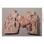 Reunión de Orestes y de Electra en Agamemnon Tarjeta De Felicitación