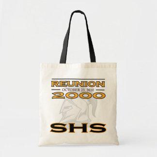 Reunión de SHS Clase de 2000 bolsos Bolsa