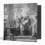 Reunión de St Augustine y del Donatists