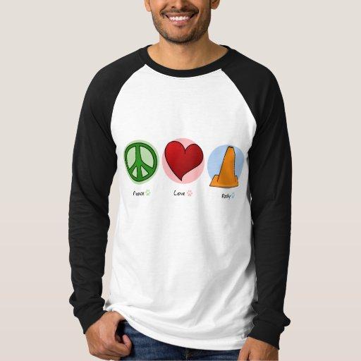 Reunión del amor de la paz playera