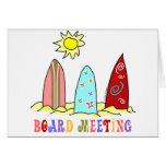 Reunión del Consejo de resaca Felicitaciones