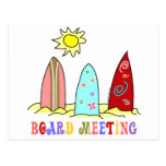 Reunión del Consejo de resaca Postales