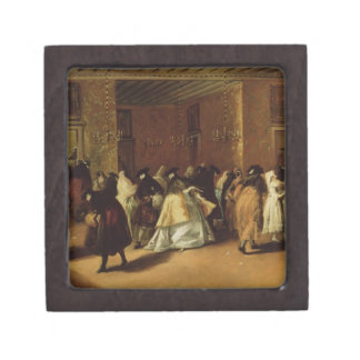 Reunión enmascarada caja de regalo de calidad