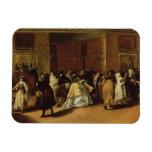 Reunión enmascarada imanes