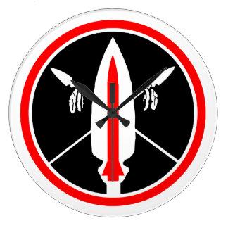 Reunión Fort Sill Oklahoma 2015 del misil de la Reloj Redondo Grande