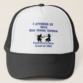 Reunion Hat2 Trucker Hat