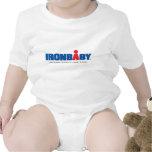 Reunión Ironbaby de Ironman Trajes De Bebé