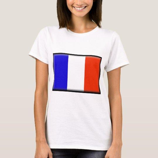 Reunion Island Flag T-Shirt