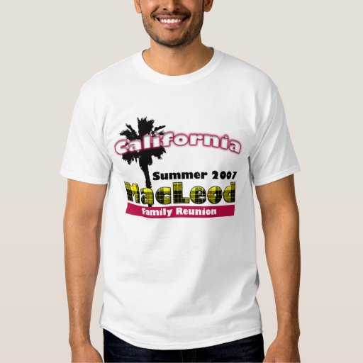 Reunion Logo Shirt