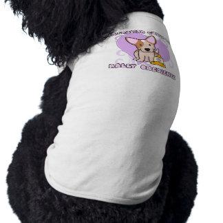 Reunión-o roja de Kawaii Heeler Prenda Mascota