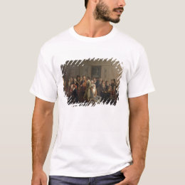 Reunion of Artists in the Studio of Isabey, 1798 T-Shirt