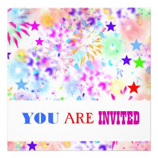 reunion party celebration invitation