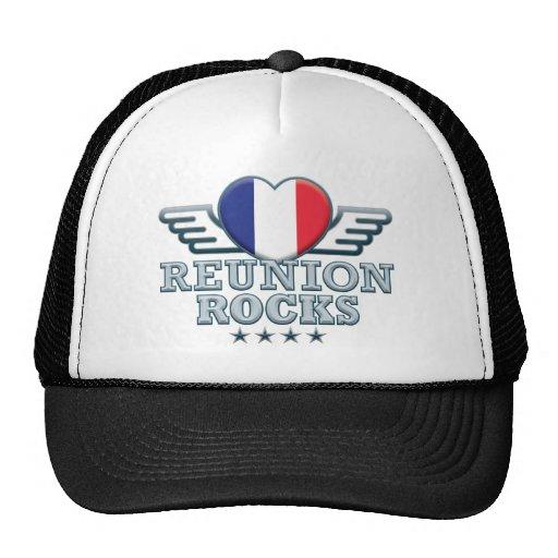 Reunion Rocks v2 Hat