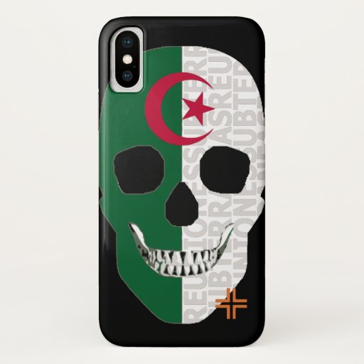 REUNIONES Argelia funda iPhone X iPhone X Case