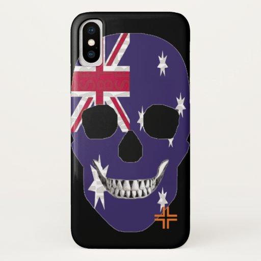 REUNIONES Australia funda iPhone X iPhone X Case