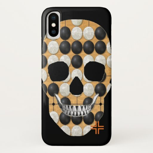 REUNIONES Baduk funda iPhone X iPhone X Case