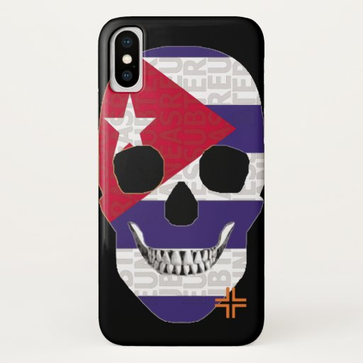 REUNIONES Cuba funda iPhone X iPhone X Case