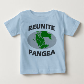 Reunite Pangea Baby T-Shirt