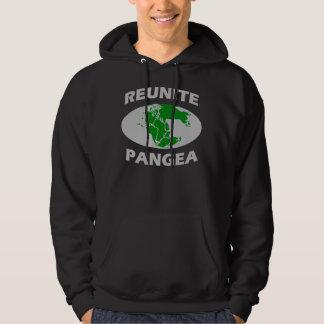 Reunite Pangea Hooded Pullovers