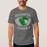 Reunite Pangea T-shirts