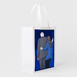 Reusable Bag BERNIE N JANE LOVE